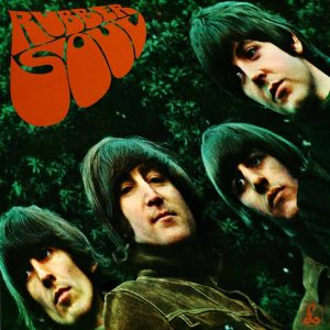 Beatles Rubber Soul cover