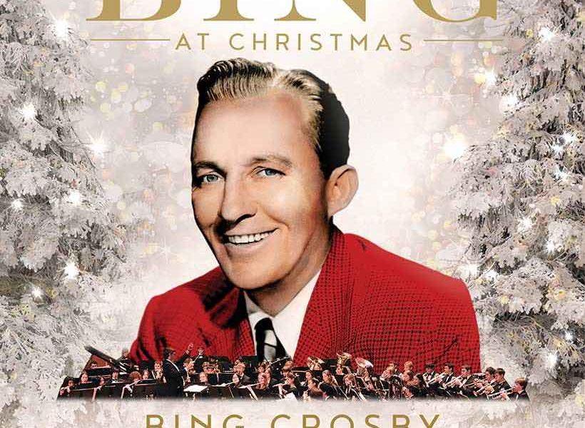 Bing Crosby Returns To Uk Album Top Ten With Bing At Christmas