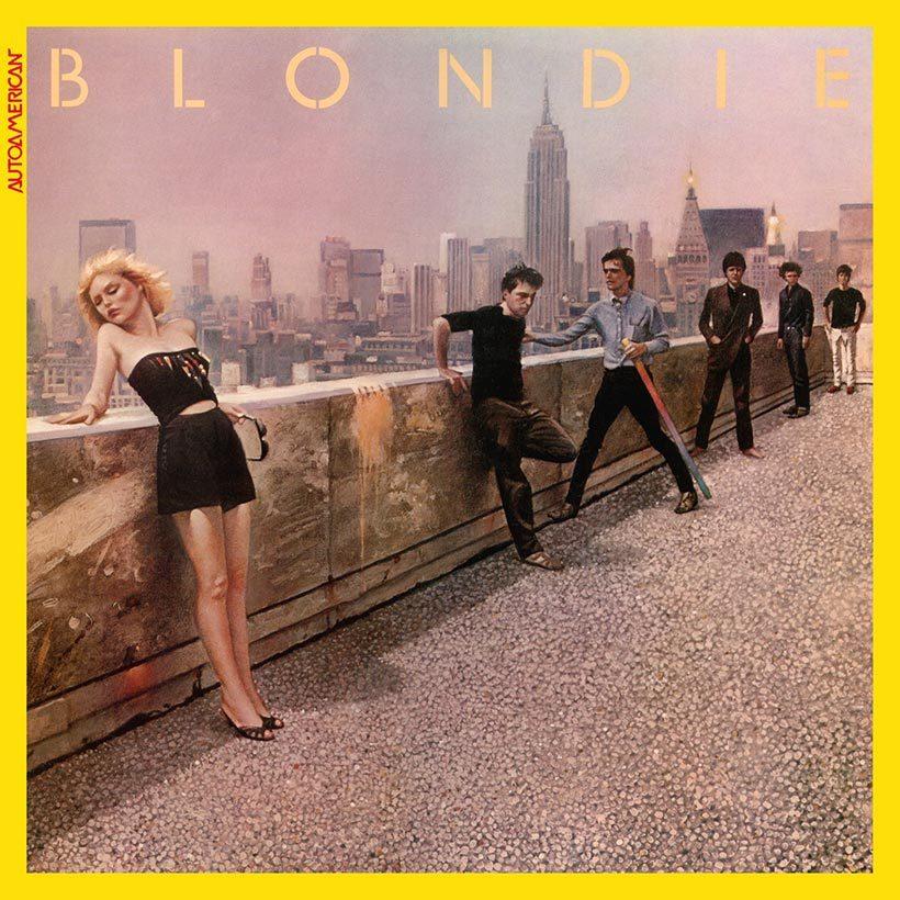 Blondie Autoamerican album cover 820
