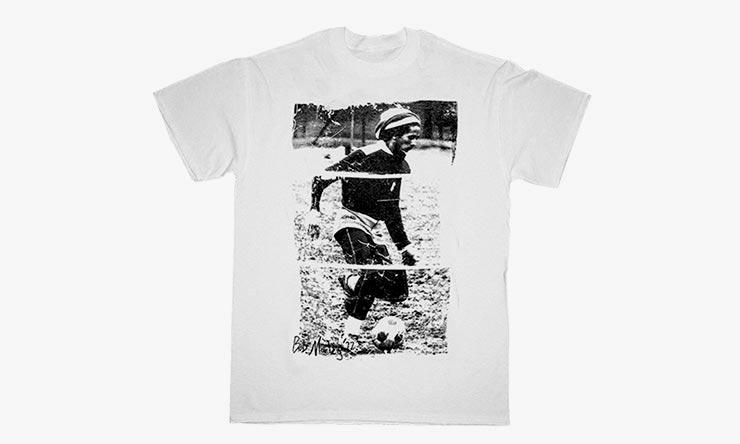 Bob Marley Soccer 77 T shirt