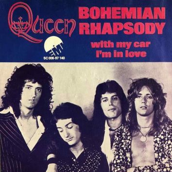 Bohemian Rhapsody Queen single