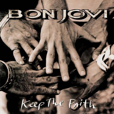 Bon Jovi Keep The Faith