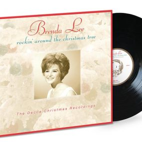 Brenda Lee Rockin Around The Christmas Tree album