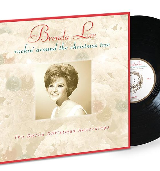 Brenda Lee Rockin Around The Christmas Tree album