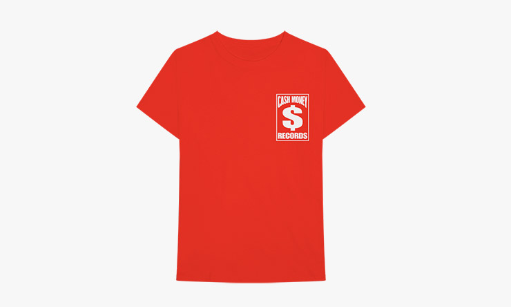 Cash-Money-T-shirt-red-front-740-new