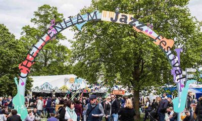 Cheltenham Jazz Festival press Baxter PR