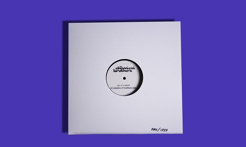 Chemical Brothers Out Of Control Vinyl