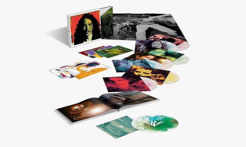 Chris Cornell Box Set Vinyl Edition