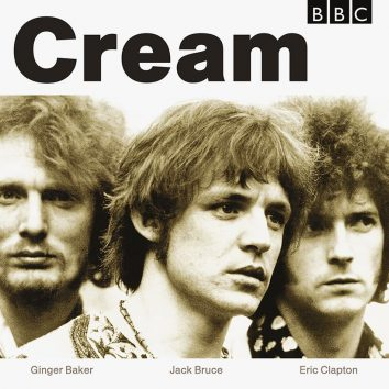 Cream BBC Sessions album cover
