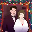 Watch The New Animated Video For Dean Martin's 'Let It Snow! Let It Snow! Let It Snow!'