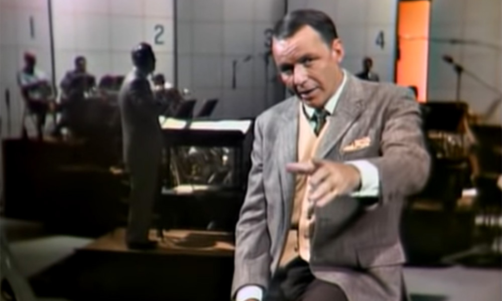'A Man And His Music': A Significant Milestone For Frank Sinatra