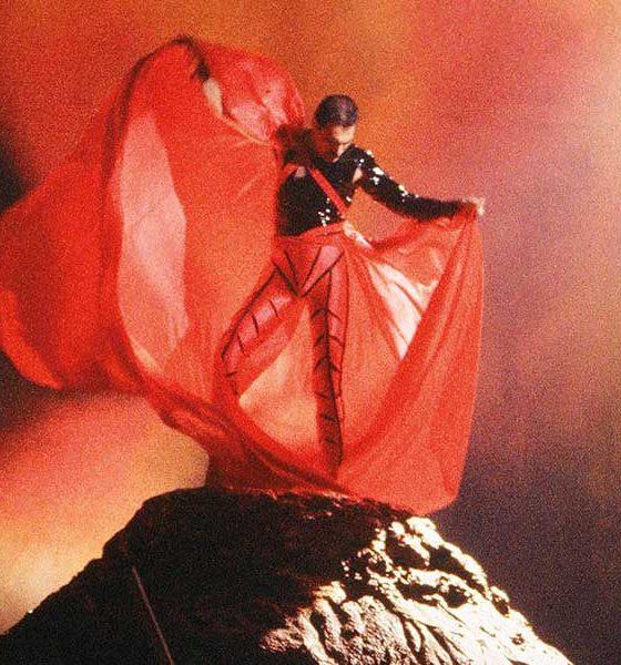 Freddie Mercury Press Image 4 Photograph by Simon Fowler COPYRIGHT Mercury Songs Ltd 1