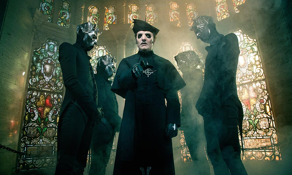 Ghost Prequelle 2019 Press shot 2 1000 CREDIT Mikael Eriksson