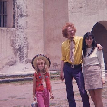 Ginger Baker family courtesy Nettie Baker