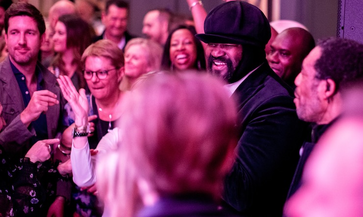 Gregory Porter Lanterns Cheltenham Jazz Festival press Baxter PR