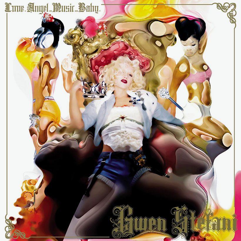 Gwen Stefani Love Angel Music Baby