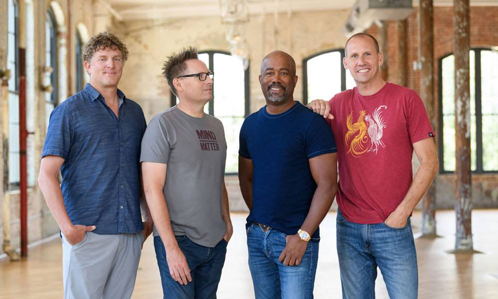 Hootie And The Blowfish Tour 2020.People Grew To Love Us Again Hootie The Blowfish S