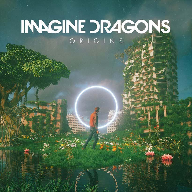 Imagine Dragons Origins album cover 820