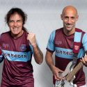 Iron Maiden & West Ham United Unveil Football Kit Collaboration