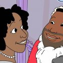 Watch The Animated Video For The Jackson 5's 'I Saw Mommy Kissing Santa Claus'