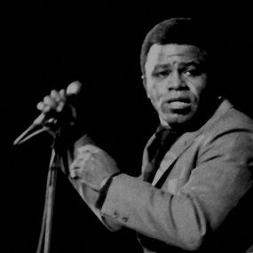 James Brown Live At Home With His Bad self courtesy of Alan Leeds Archives 1000