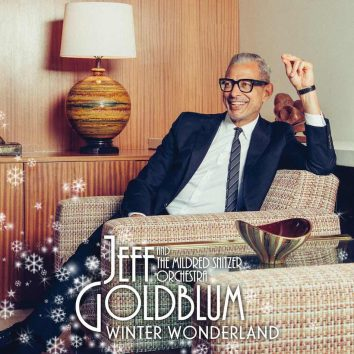 Jeff Goldblum Winter Wonderland