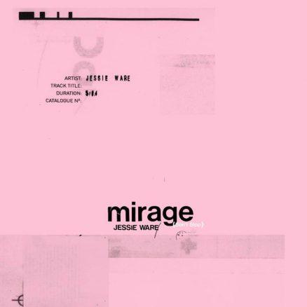 Jessie Ware New Track Mirage