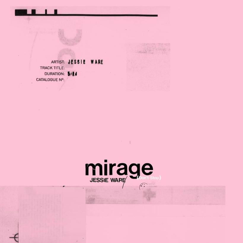 Jessie Ware New Track Mirage