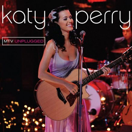 Katy Perry MTV Unplugged album cover 820