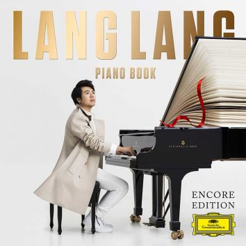 Lang Lang - Piano Book - Encore Edition cover