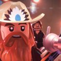 Chris Stapleton Transforms Into A LEGO Figure In 'Second One To Know' Video