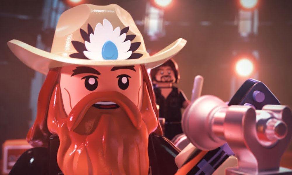 Lego Chris Stapleton