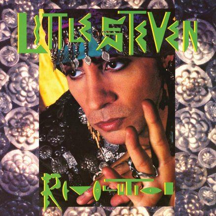 Little Steven Revolution album cover 820