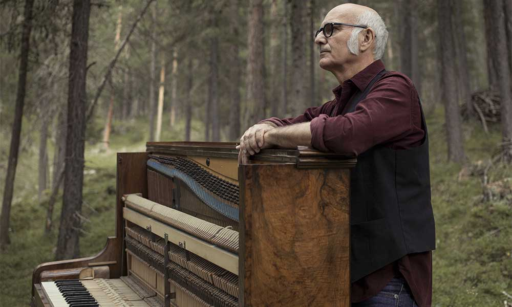 How Ludovico Einaudi Became The World's Most Popular Classical Composer