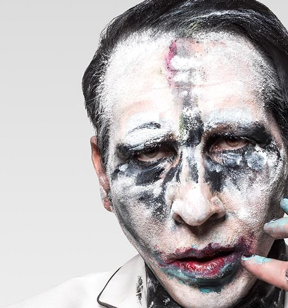 Marilyn Manson The Doors The End Cover