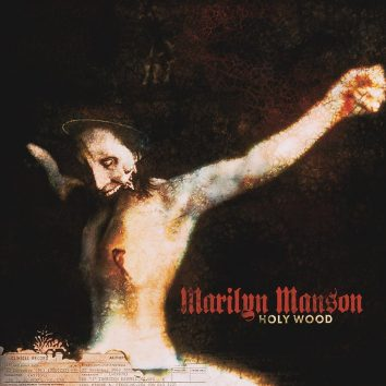 Marilyn Manson Holy Wood In The Shadow Of The Valley Of Death album cover 820