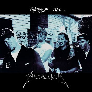 Metallica Inc album cover 820