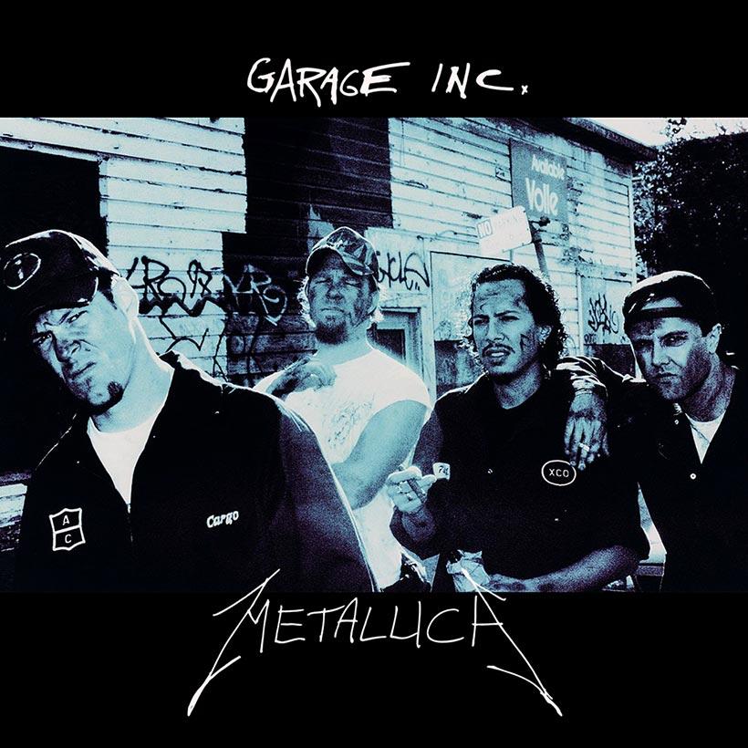 Metallica Inc album cover 820