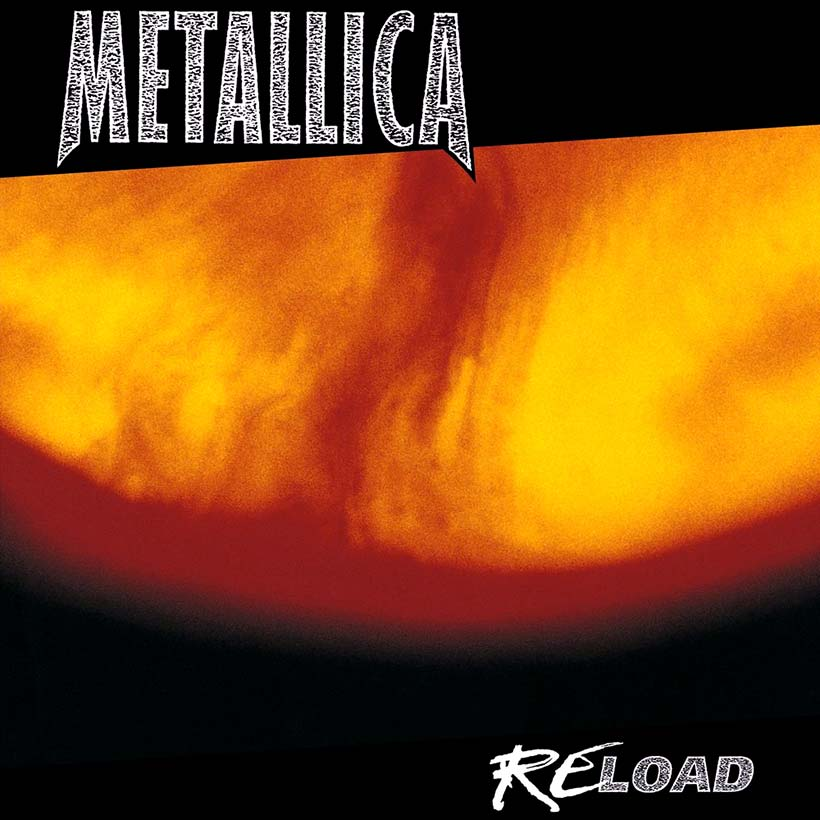 Metallica Reload album cover 820