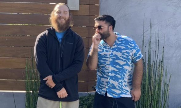 Naughty Boy Mike Posner Video