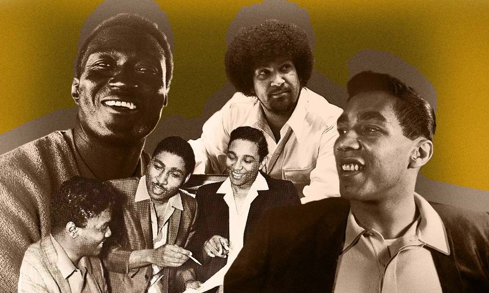 Motown sound producers songwriters