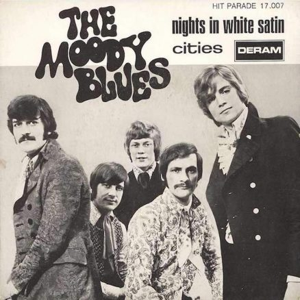 Nights In White Satin Moody Blues