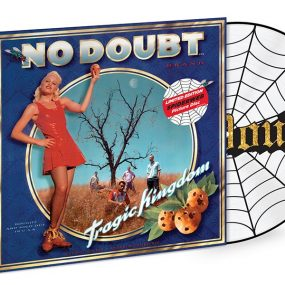 No Doubt Tragic Kingdom Picture Disc