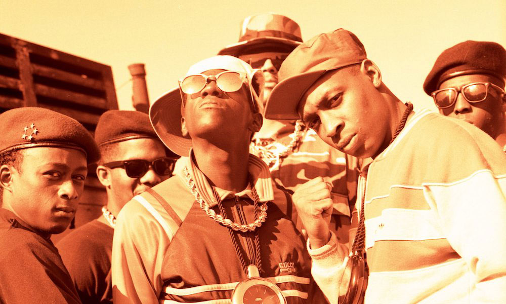Public Enemy Political Hip-Hop