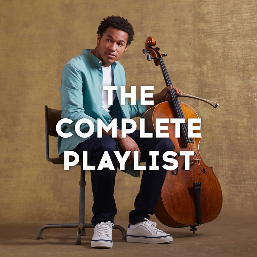 ShekuKanneh Mason - The Complete Playlist