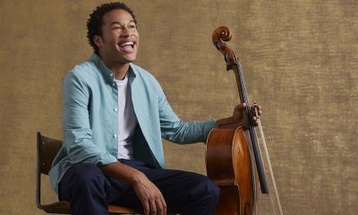 Sheku Kanneh-Mason photo
