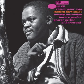 Stanley Turrentine Comin Your Way album cover 820