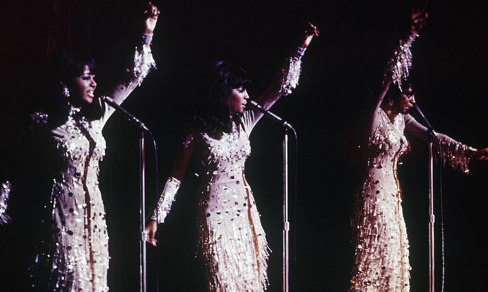 Supremes GettyImages 84892416