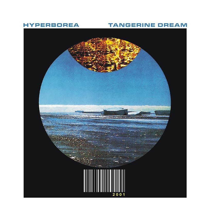 Tangerine Dream Hyperborea album cover 820