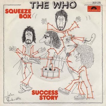 The Who Squeeze Box
